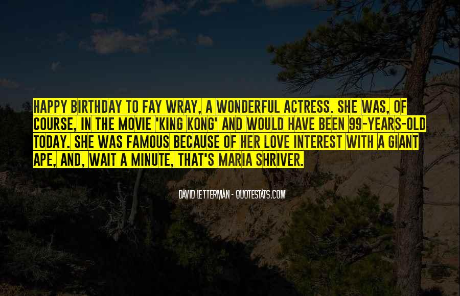 Happy Because Of Love Quotes #1163794