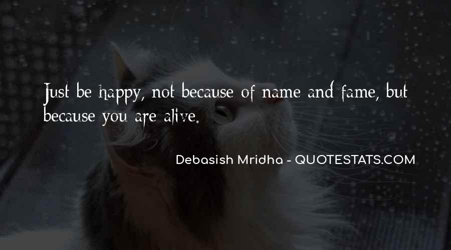 Happy Because Of Love Quotes #1301339
