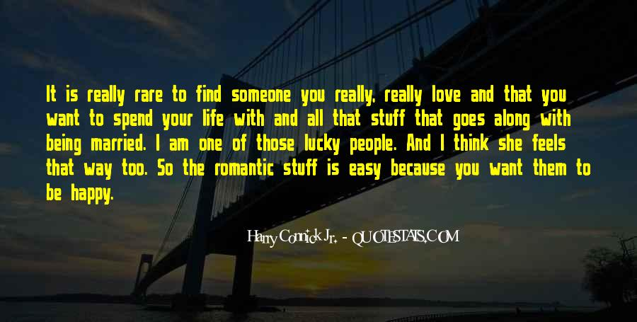 Happy Because Of Love Quotes #1753322