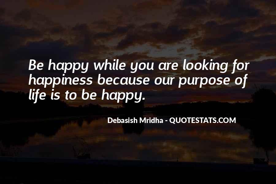 Happy Because Of Love Quotes #541647