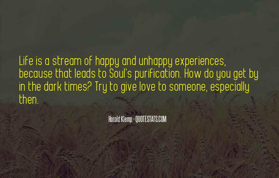 Happy Because Of Love Quotes #883488