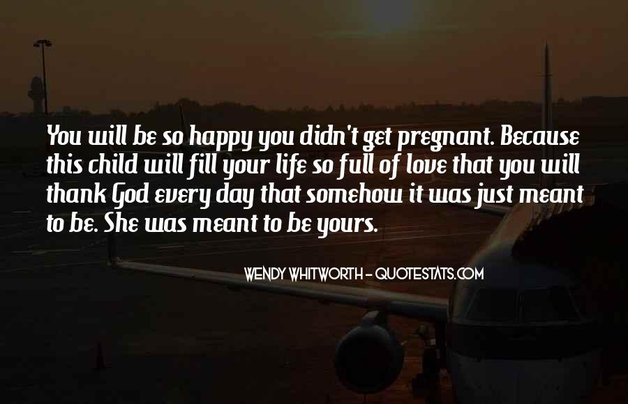 Happy Because Of Love Quotes #963345