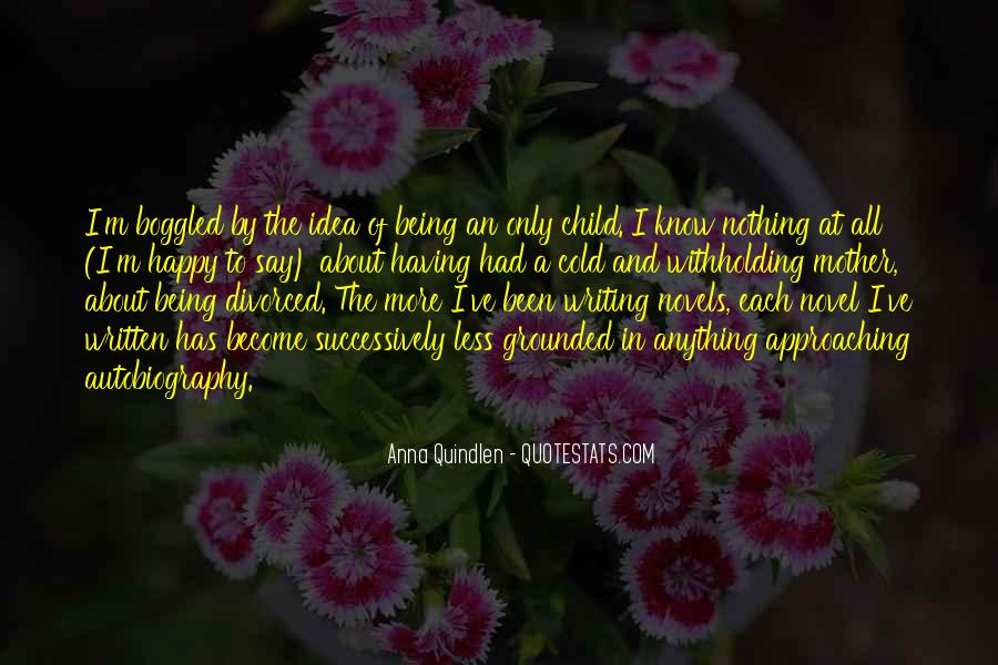 Happy Being A Mother Quotes #665963