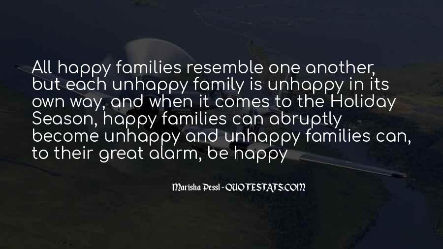 Happy But Unhappy Quotes #1373375