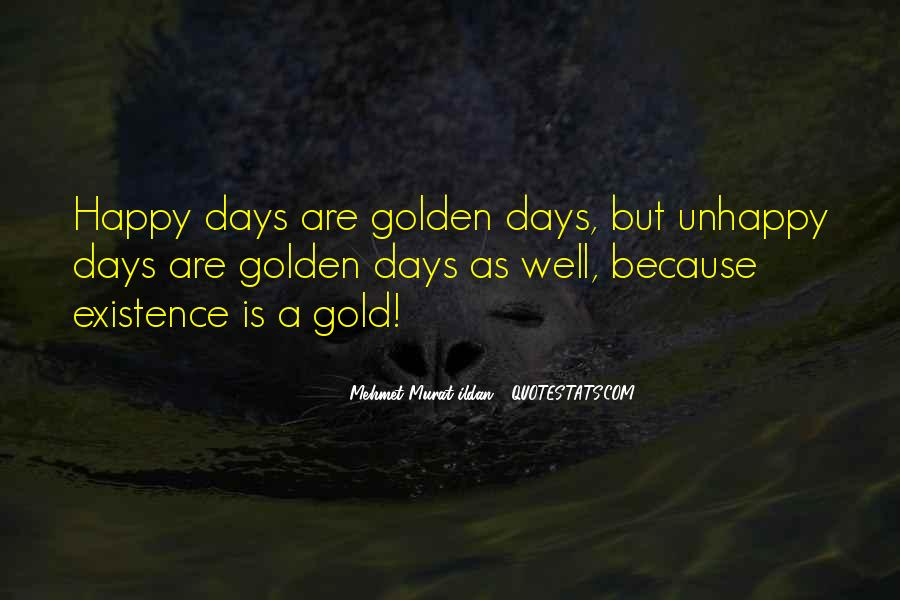 Happy But Unhappy Quotes #1657858