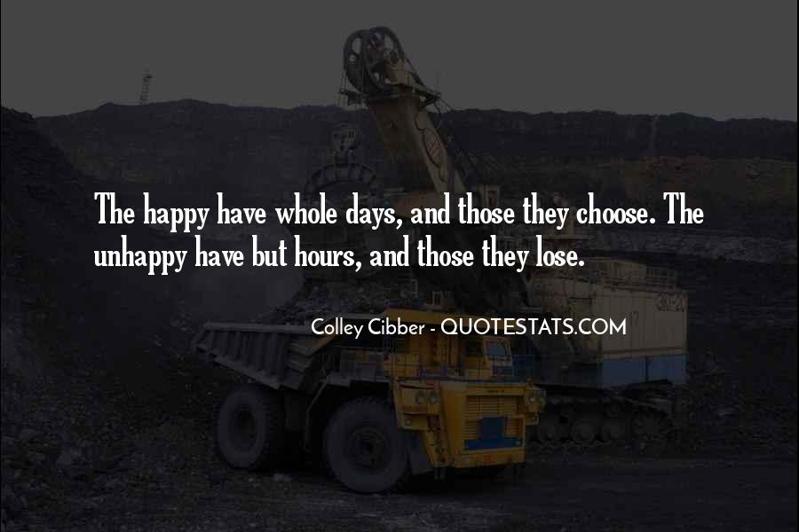 Happy But Unhappy Quotes #513085