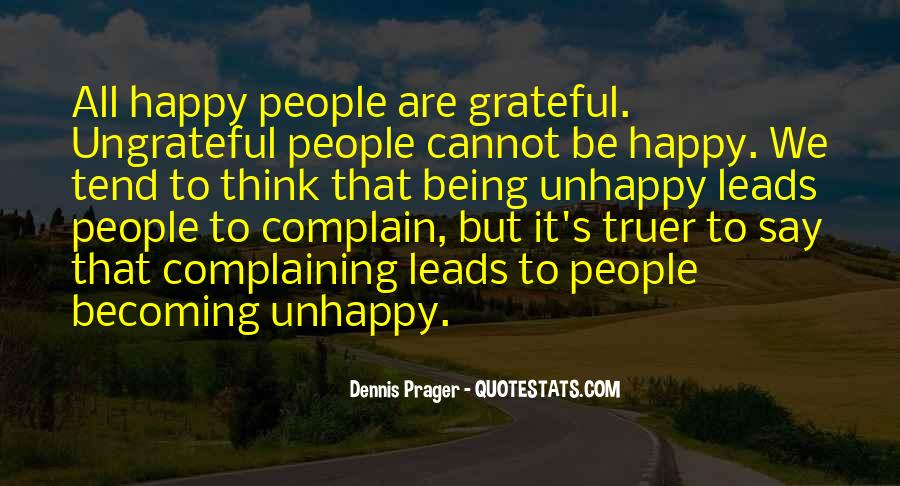 Happy But Unhappy Quotes #725368