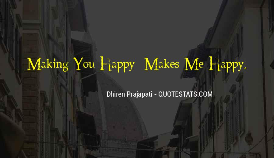 Happy Even Without You Quotes #1987