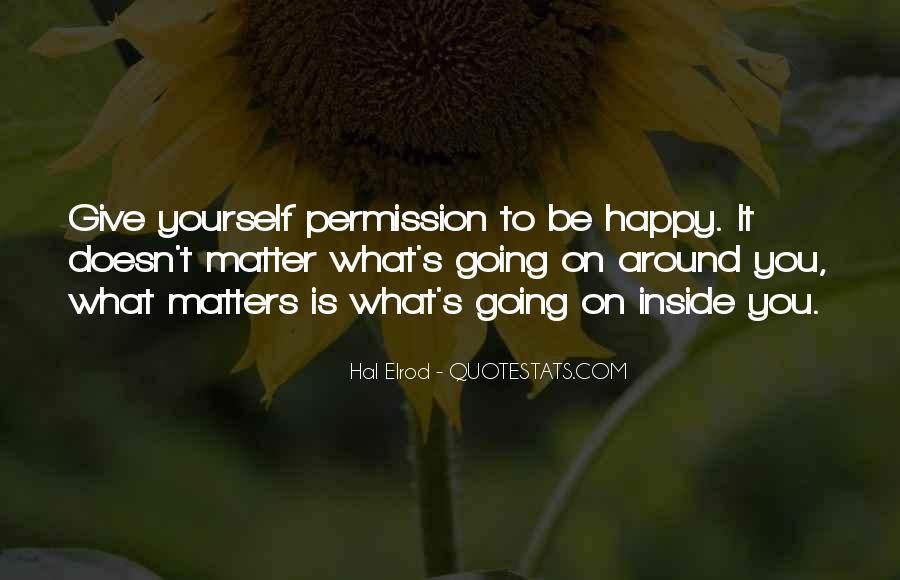 Happy Even Without You Quotes #86