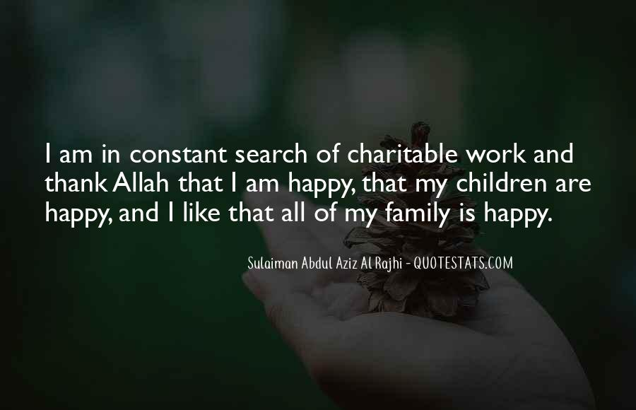 Happy Family Search Quotes #1337810