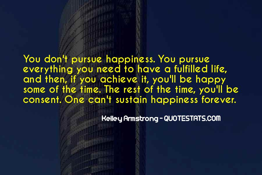 Happy Life Time Quotes #431352