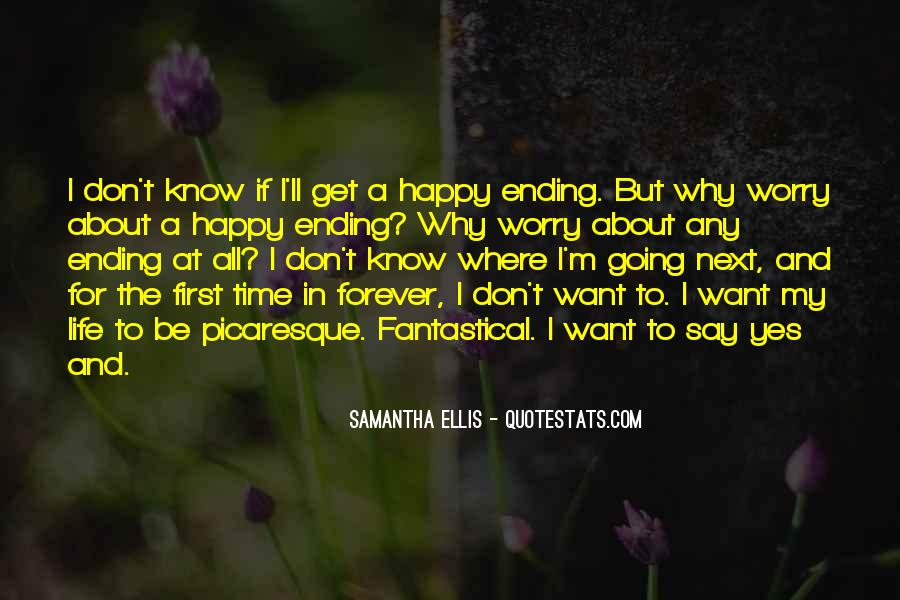 Happy Life Time Quotes #671692