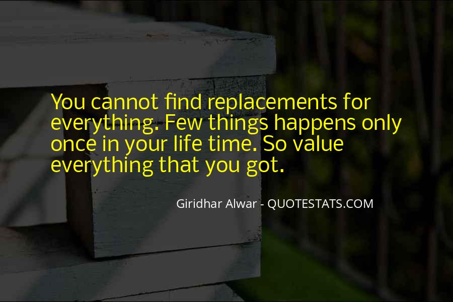 Happy Life Time Quotes #673688