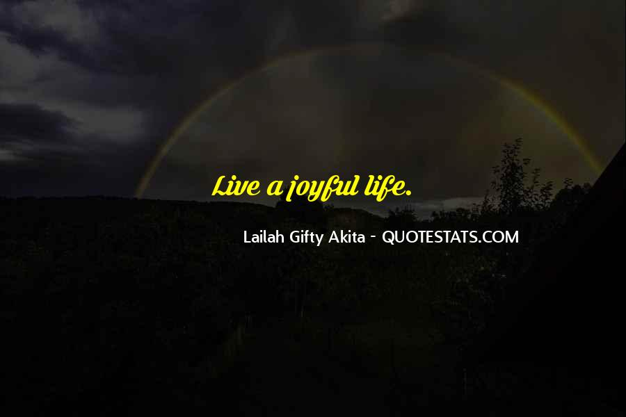 Happy Life Time Quotes #855256