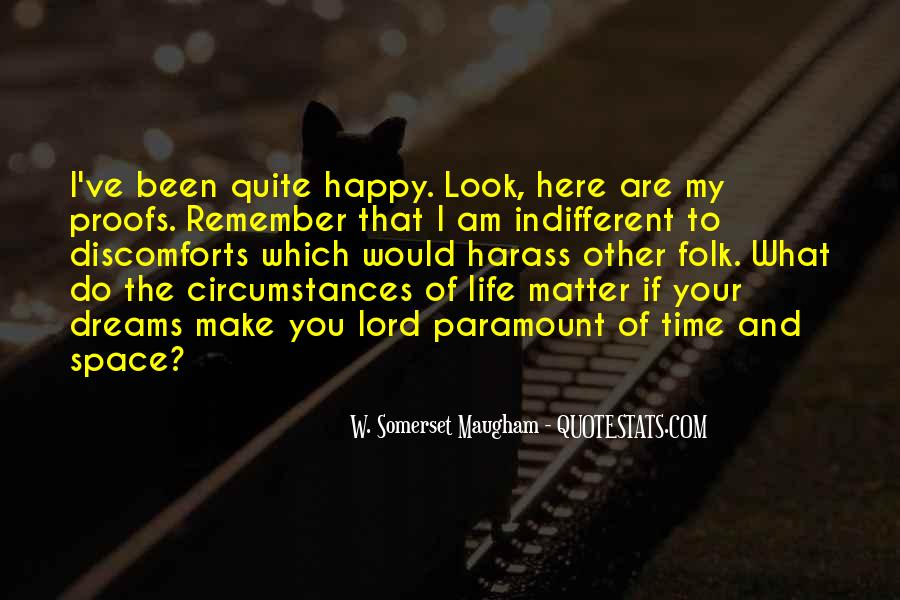 Happy Life Time Quotes #96438