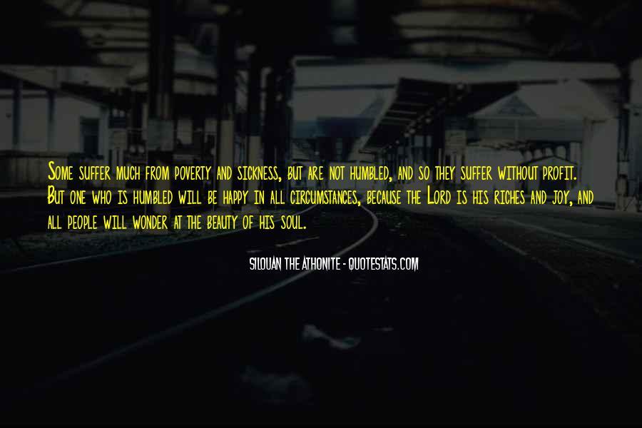 Happy Poverty Quotes #1014635