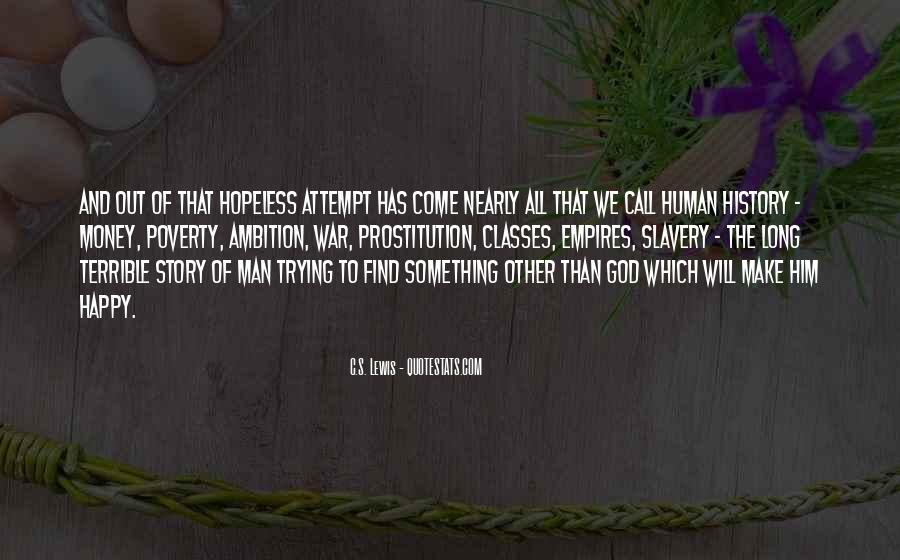 Happy Poverty Quotes #1051574