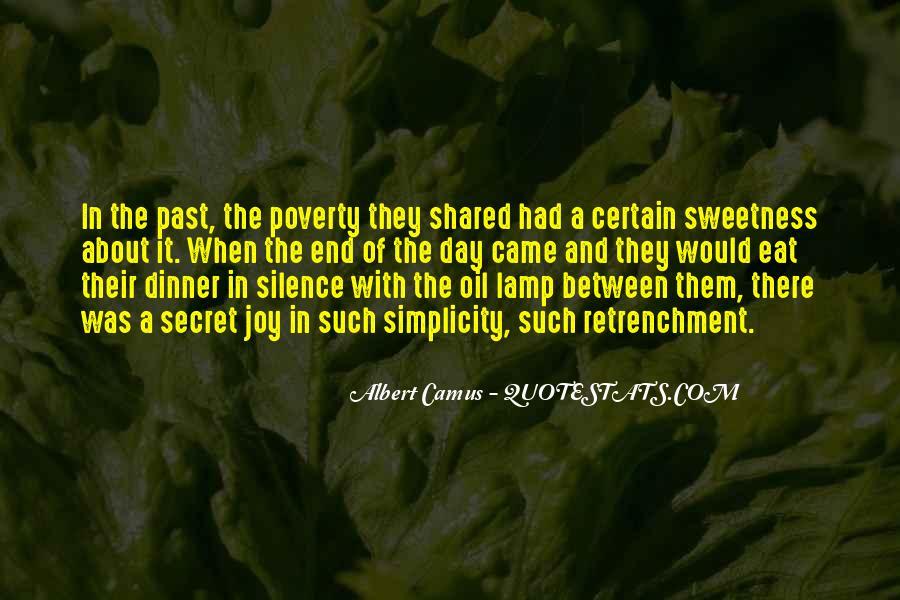 Happy Poverty Quotes #108789