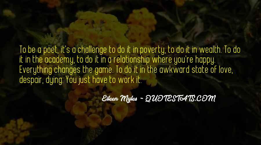 Happy Poverty Quotes #1368201
