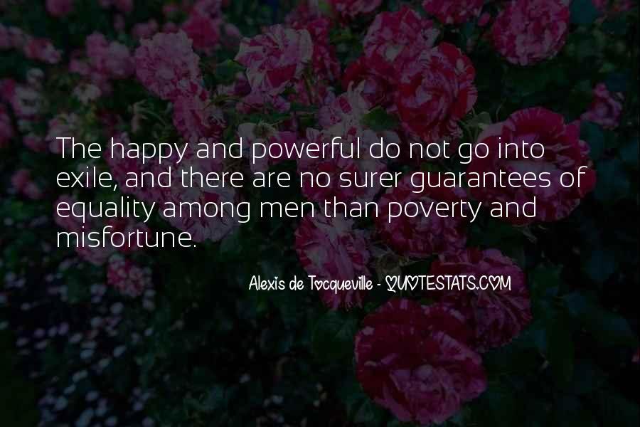 Happy Poverty Quotes #1380712