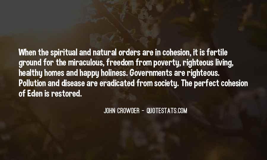 Happy Poverty Quotes #1607294