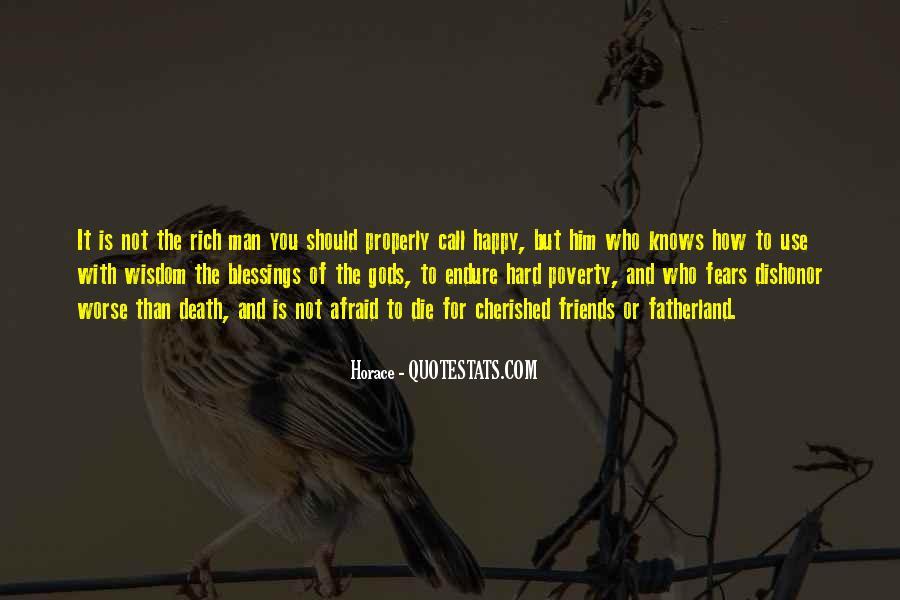 Happy Poverty Quotes #1776857
