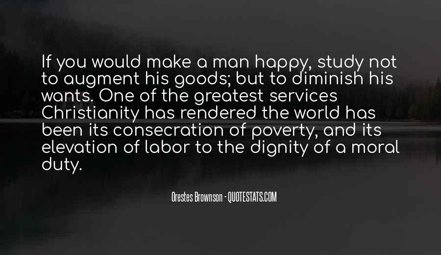 Happy Poverty Quotes #204932