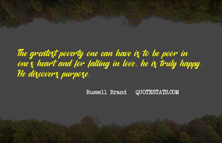 Happy Poverty Quotes #215647