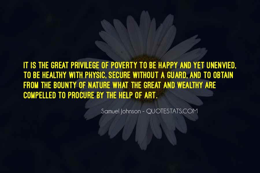 Happy Poverty Quotes #550403
