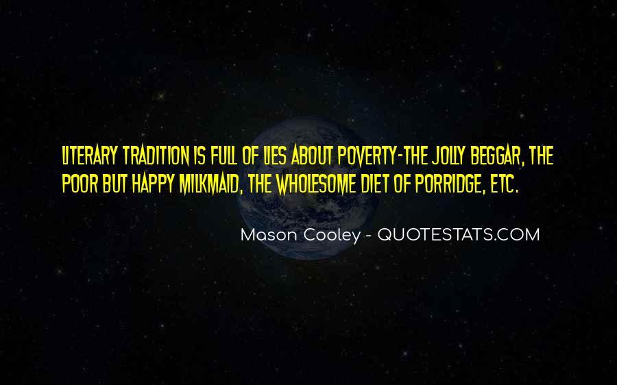 Happy Poverty Quotes #874457