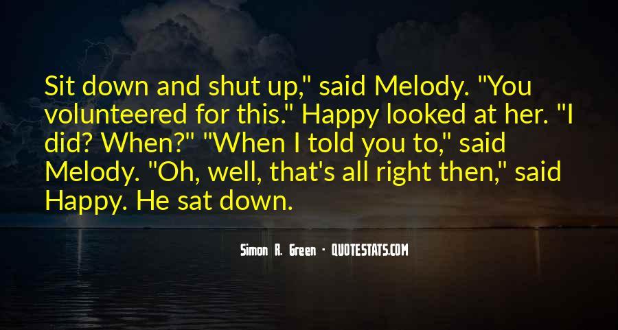 Happy Sat Quotes #1776347
