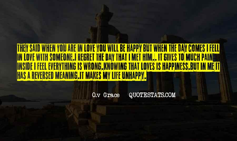 Top 34 Happy Since I Met You Quotes: Famous Quotes & Sayings ...