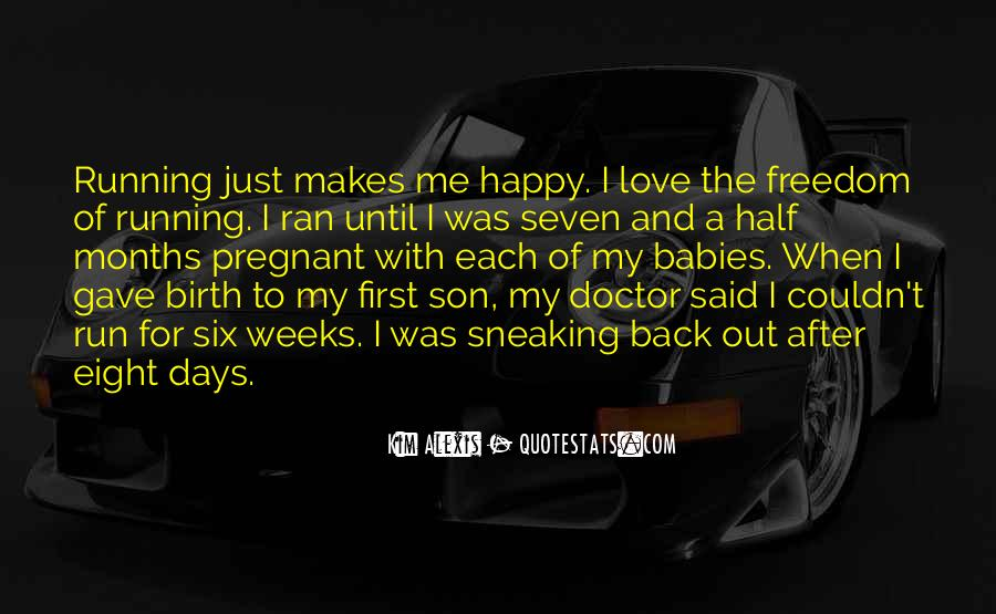 Happy To Have A Son Quotes #1172805