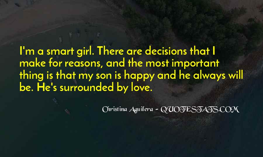 Happy To Have A Son Quotes #240737