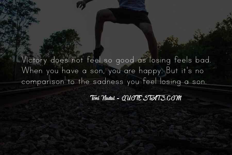 Happy To Have A Son Quotes #572908