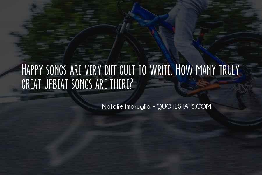 Happy Upbeat Quotes #1280318
