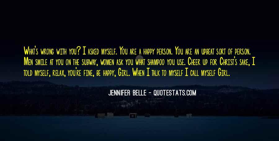 Happy Upbeat Quotes #528557