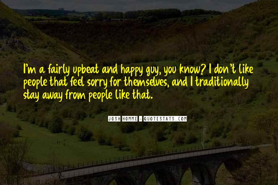 Happy Upbeat Quotes #917595
