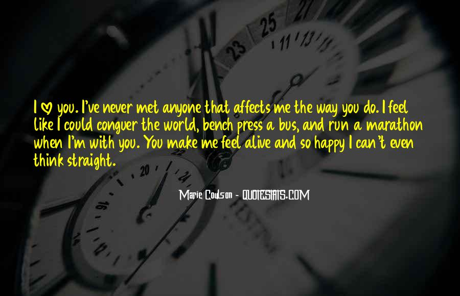 Happy We Met Quotes #1161555