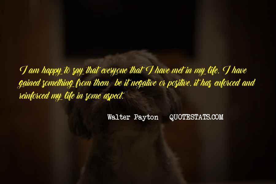 Happy We Met Quotes #1258077