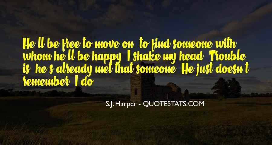 Happy We Met Quotes #1577985