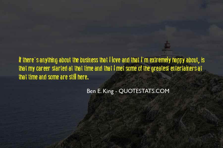 Happy We Met Quotes #1729675