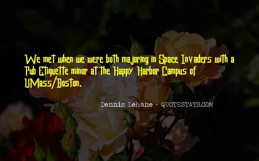 Happy We Met Quotes #249307