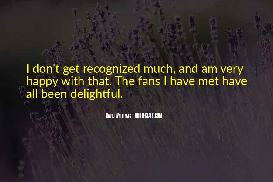 Happy We Met Quotes #37865