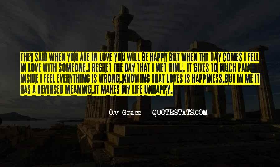 Happy We Met Quotes #451361