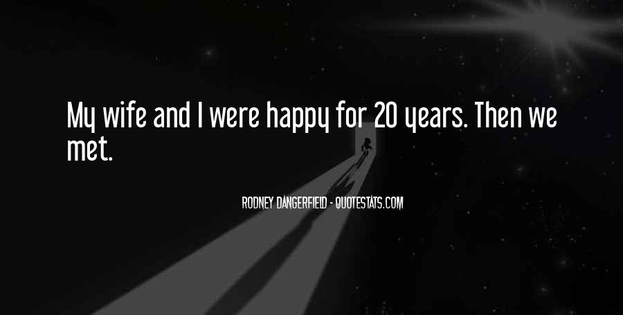 Happy We Met Quotes #798878