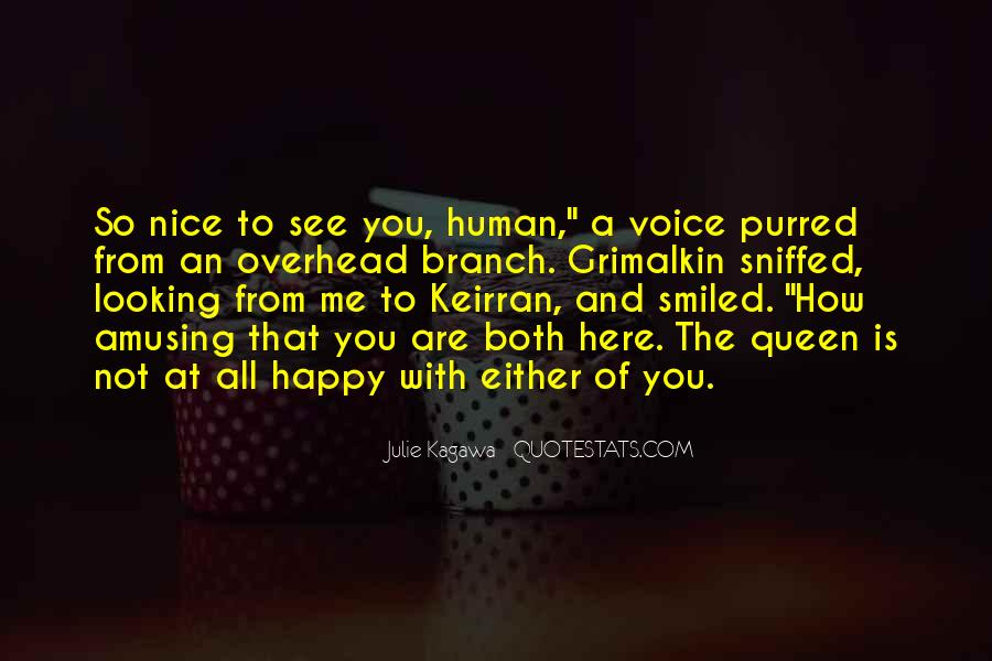 Happy You Are Here Quotes #751687