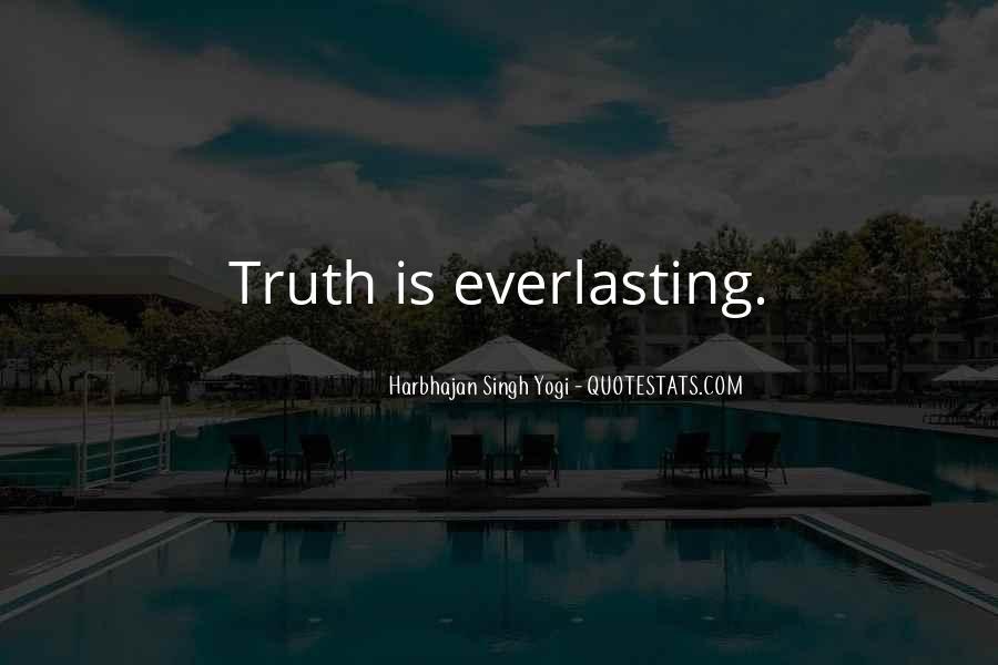 Harbhajan Yogi Quotes #122579