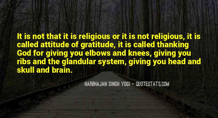 Harbhajan Yogi Quotes #127498