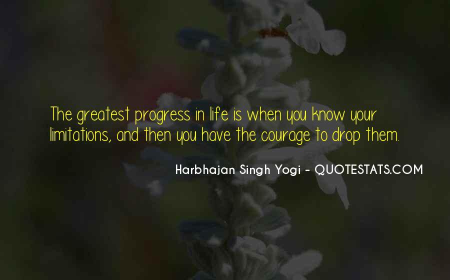 Harbhajan Yogi Quotes #231826